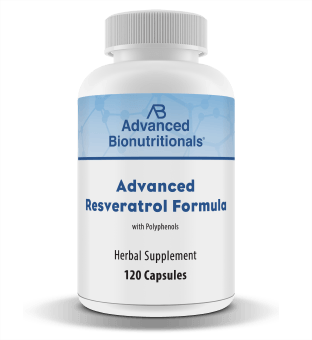 Advanced Resveratrol Formula