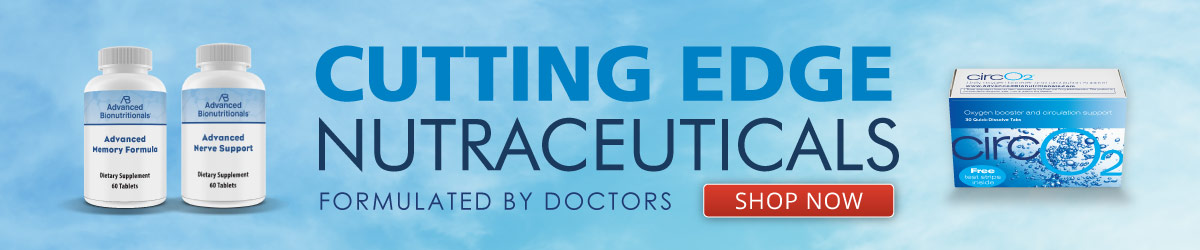 Cutting Edge Neutraceuticals Formulated By Doctors