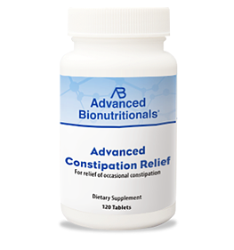 Advanced Constipation Relief Supplement