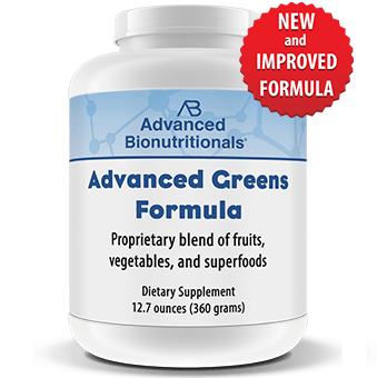 Advanced Greens Formula