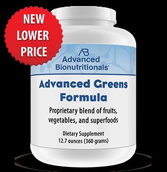 Advanced Greens Formula