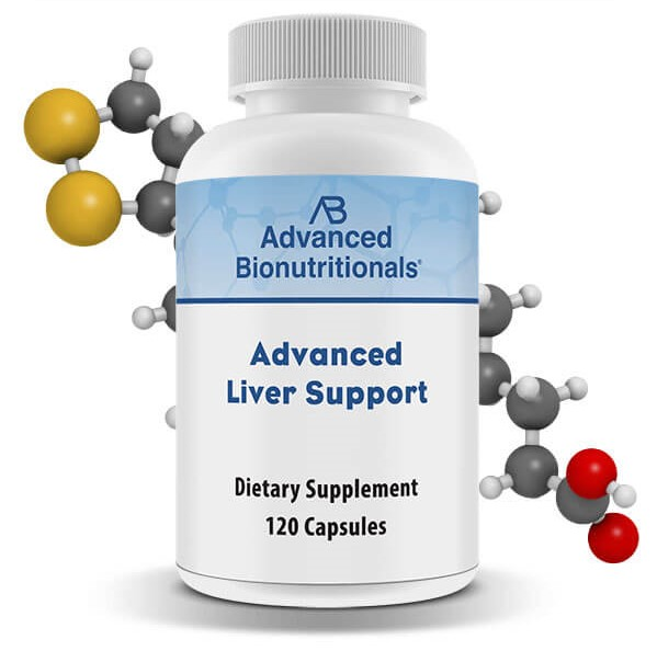 Advanced Liver Support Supplement