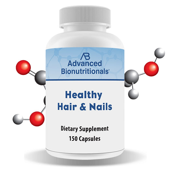 Healthy Hair & Nails