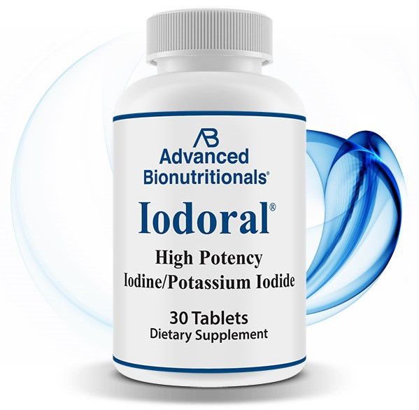 Iodoral<sup>&reg;</sup> Iodine Supplement