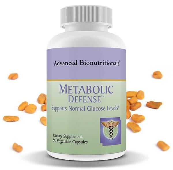 Metabolic Defense with Fenugreek
