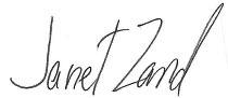 Dr. Janet Zand